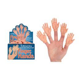 Mini main en plastique