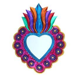 Miroir cœur sacré