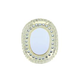 Miroir marocain ovale