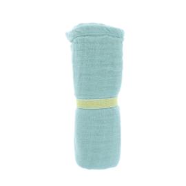 Petit lange bleu 70x70cm