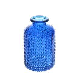 Verre aquarelle bleu