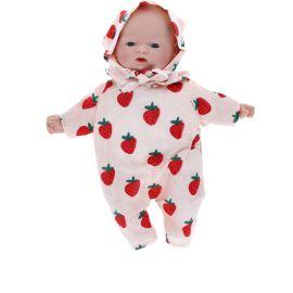 Petite poupée fraise