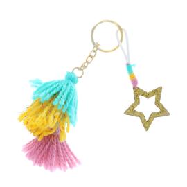 Porte clé étoile