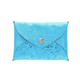 porte monnaie bleu ciel