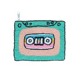 Porte-monnaie k7 audio