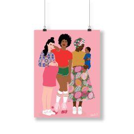 Poster Girl Power