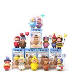 Figurines série Pucky Balloon