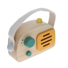 Radio en bois