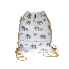 Sac à dos pochon éléphant