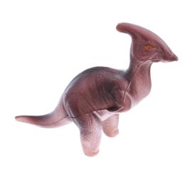 Squishy dinosaure marron