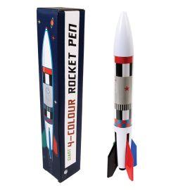 Stylo géant fusée