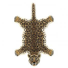 Tapis leopard