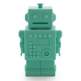 Tirelire robot Mr Robert mint