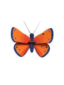 Trophée petit papillon