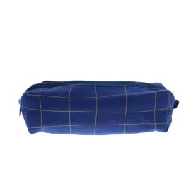 trousse-bleue-marine-quadrillee