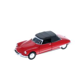 Voiture Citroen DS19 Cabriolet