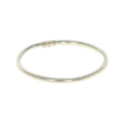 Bracelet plastique doré